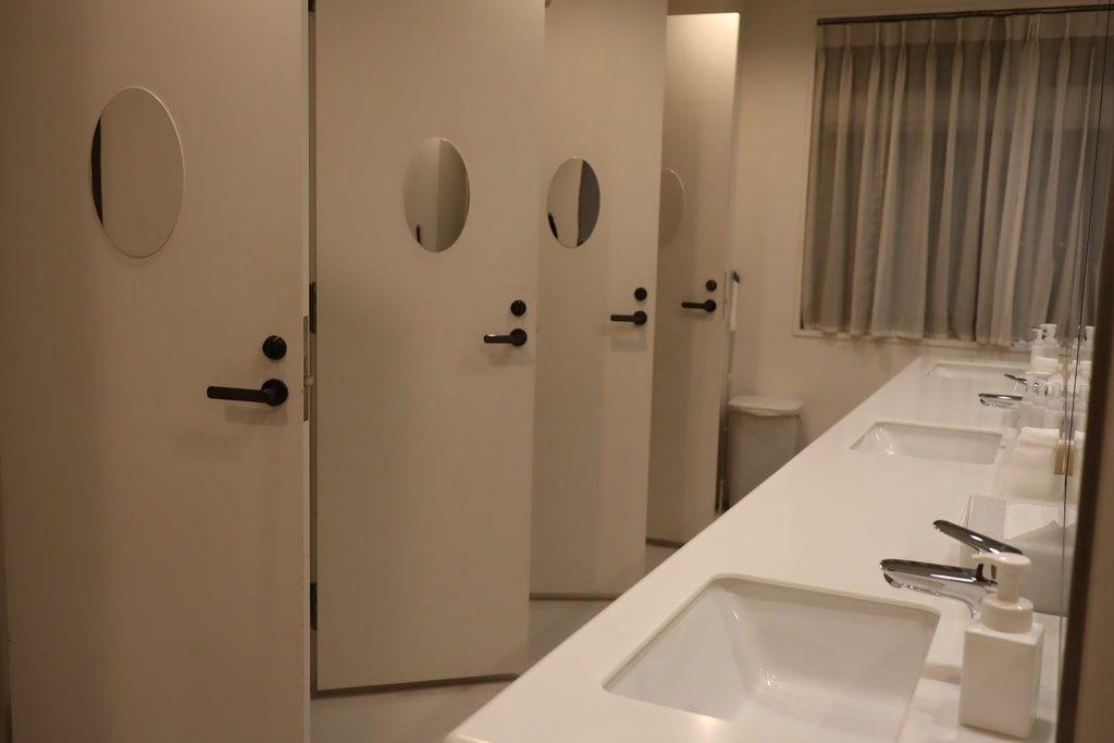 MAYU東京WOMAM バスルーム