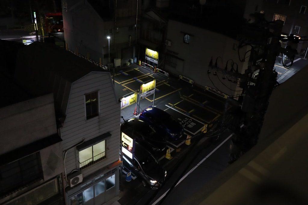 MAYU東京WOMAN 駐車場