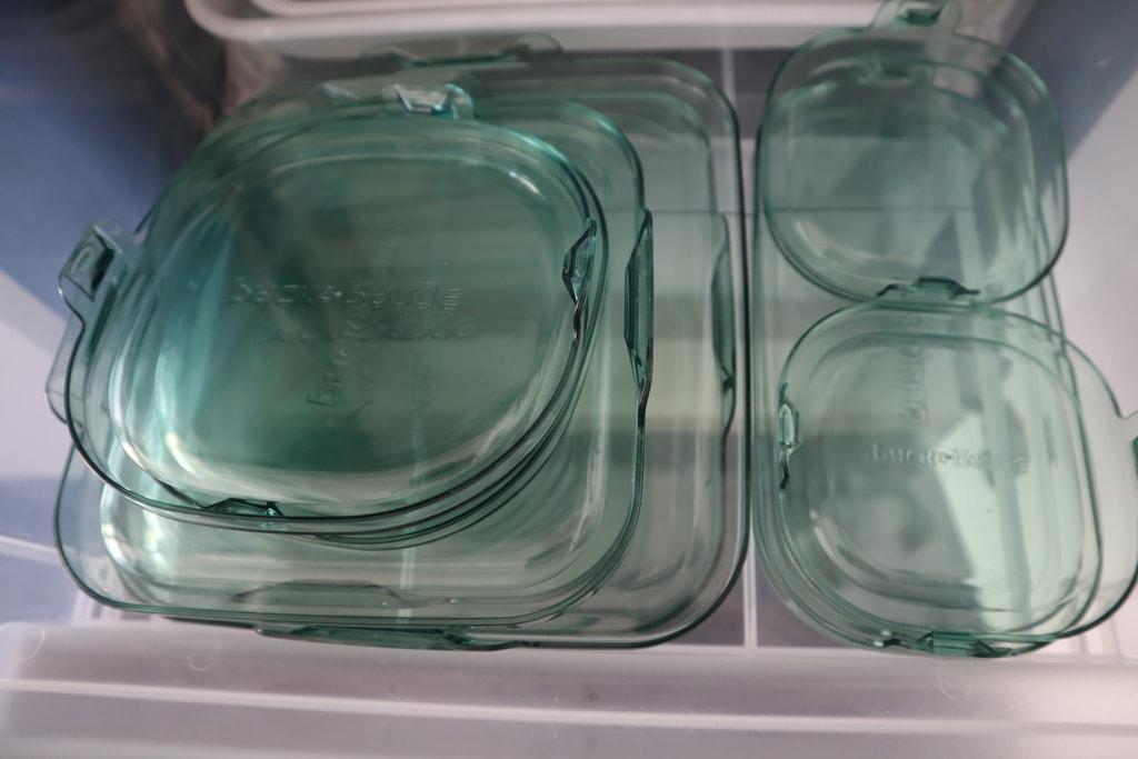 iwaki ガラス容器 パック&レンジ